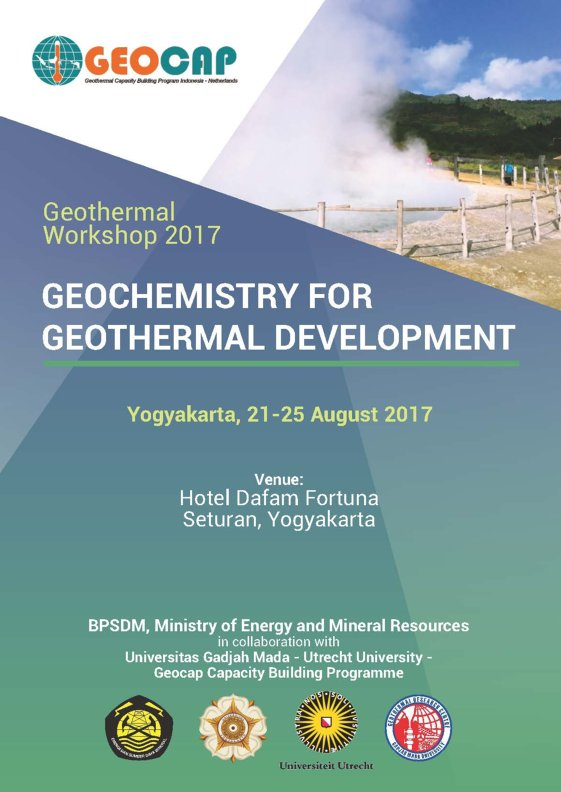 Geochemistry for Geothermal Development Leaflet Page 1